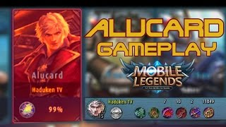 Alucard Game Play - Mobile Legends (Comeback is Real!!!)