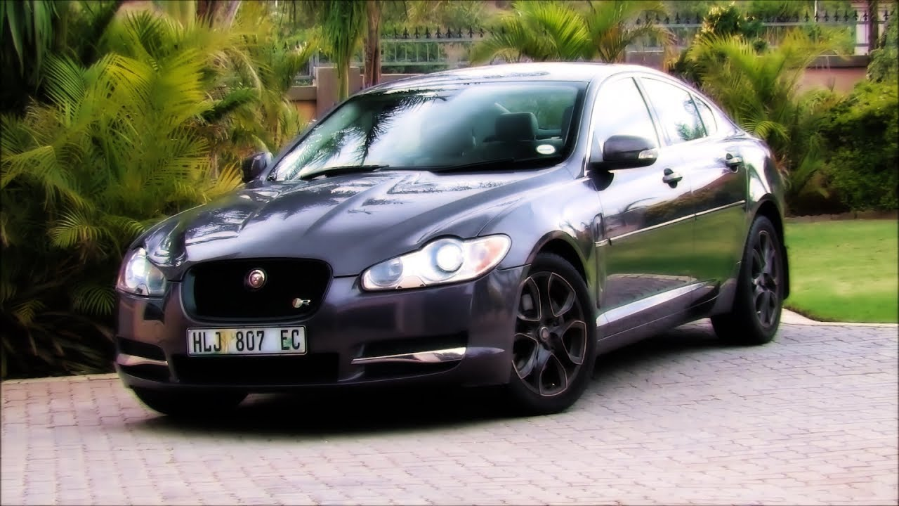 Bet You Didnt Know This About The Jaguar Xf Pt 2