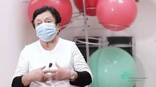 Nuevo programa de Detección Precoz de Cáncer de Pulmón - Entrevista Paciente Izaskun Domenche