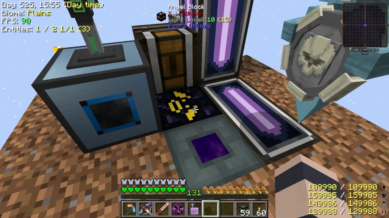 Minecraft - Project Ozone 2 #84: Challenging Automation