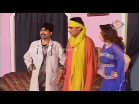Best Of Sajan Abbas Stage Drama