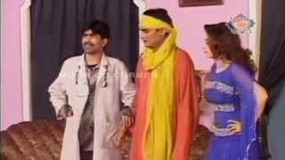 Best of Sajan Abbas Stage Drama