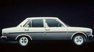 Fiat de 1960 à 2000