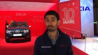 Dacia, 10 anni di auto low cost | Salone di Ginevra 2015