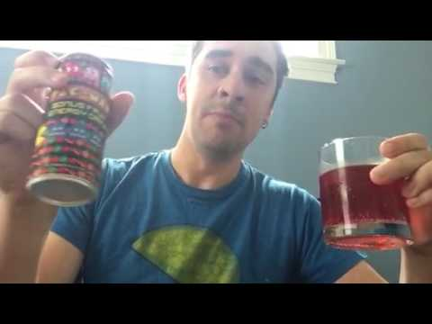 3 Pac-Man Energy Drinks! - Taste Test And Review From The Ponder Couch!