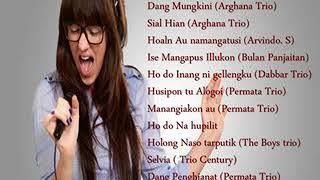 karaoke lagu batak terpopuler
