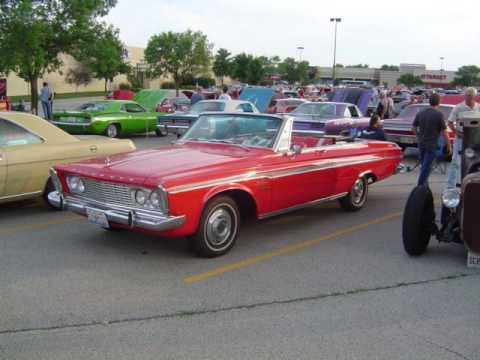 Twin City Cruisers Cruise Night 6.13.09 Bloomington Normal Illinois