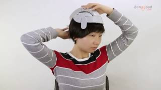 Electric Head Massager Scalp Massage Relax Acupuncture Points-banggood.com