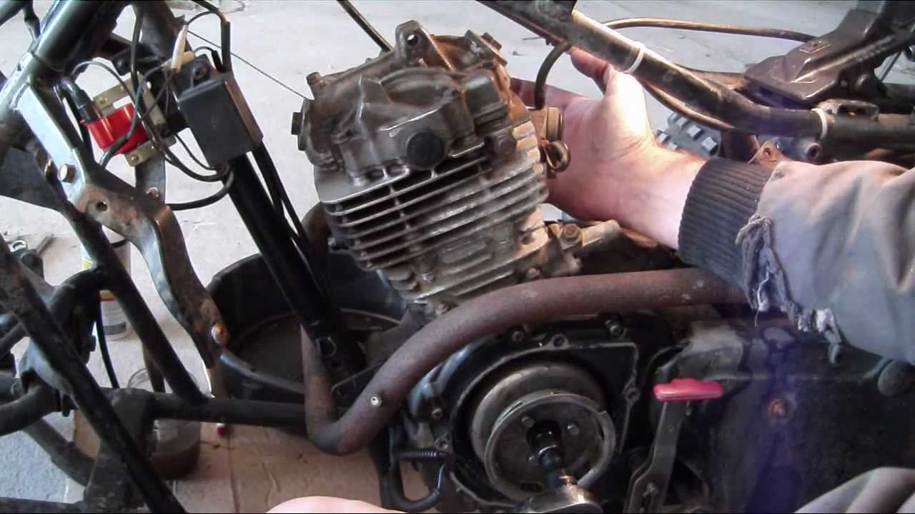 Suzuki LT185 troubleshooting and adjustments Part 2  YouTube