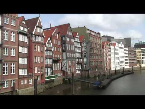 Allemagne :  VIDEO Hambourg