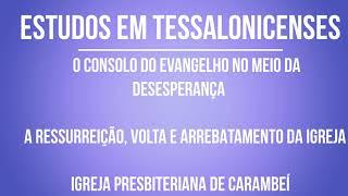 O CONSOLO DO EVANGELHO NO MEIO DA DESESPERANÇA