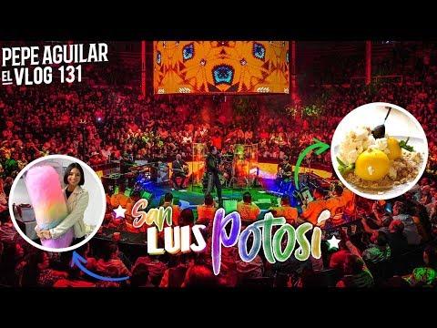 Pepe Aguilar – El Vlog 131 – San Luis Potosí