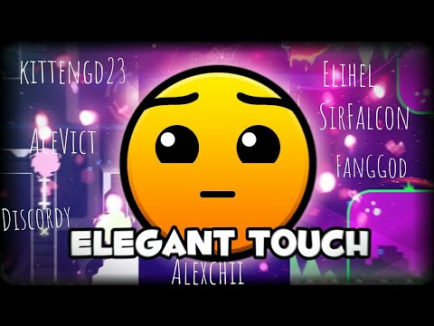 My best Megacollab    Elegant Touc by Alexchii And more [Ultima version] I hope you liked :)