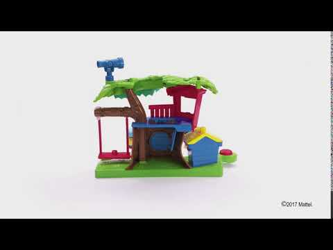 Fisher-Price Little People Swing & Share Treehouse - English Edition | Toys R Us Canada