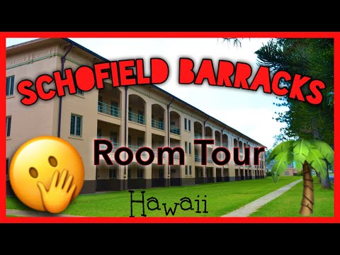 Room Tour | Schofield Barracks | Quarantine Day #14 #Stayhome #WithMe
