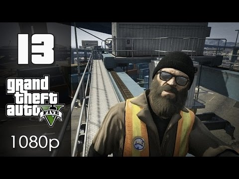 """Let's Play Grand Theft Auto 5 - First Person [13] - """"Goin' Wild w/Trevor!"""" 