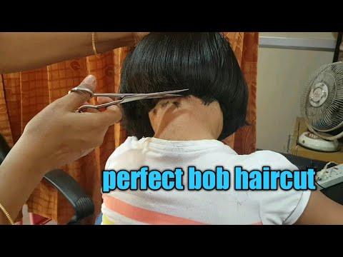 Bob Haircut Step By Step/perfect Bob Haircut/Easy Bob Haircut/Bob Haircut Tutorial/baby Haircut/hair