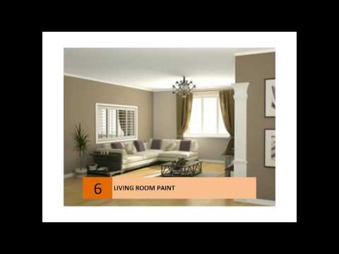Living Room Paint Ideas Colors