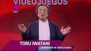 El Poder de los Videojuegos: Toru Iwatani el creador de PAC-MAN en El  Congreso Futuro 2017