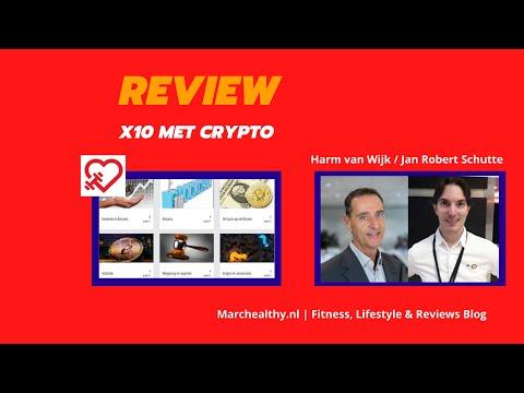 X10 met Crypto Review van Harm van Wijk & Jan Robert Schutte + Ervaringen en Rondleiding (2021)