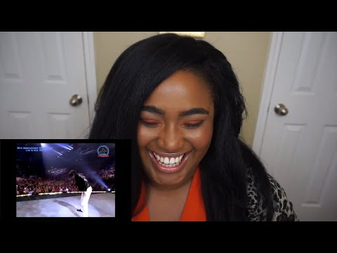 Michael Jackson 30th Anniversary Celebration - You Rock My World REACTION**Requested**
