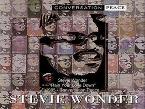 Stevie Wonder - Rain Your Love Down mp3