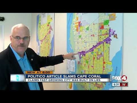 City of Cape Coral makes national headlines