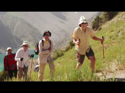 Pamirs Fann Mountains Trek with World Expeditions