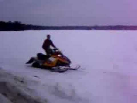 skidoo 800 mod sled in New Hampshire X team