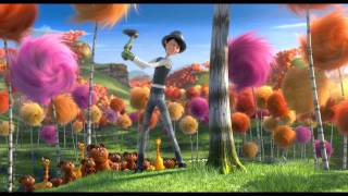 Dr Seuss The LORAX Official Trailer