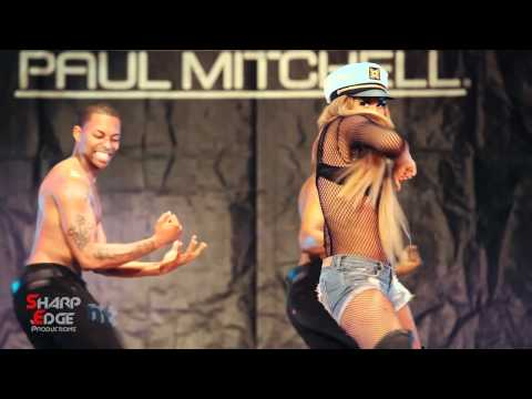 Kat Deluna Whine Up LIVE | World Of Dance New York 2011 | Sharp Edge Events