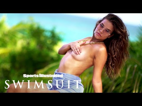 Barbara Palvin Goes Retro For Sexy Return To SI Swimsuit   Intimates   Sports Illustrated Swimsuit