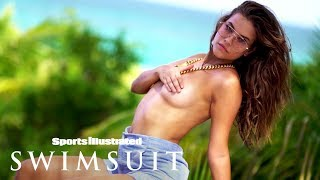Barbara Palvin Goes Retro For Sexy Return | Sports Illustrated Swimsuit