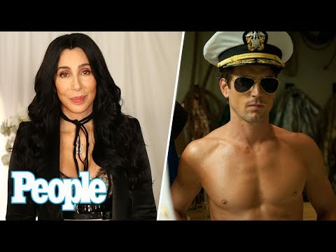 Cher's Going To Broadway In 2018! 'Magic Mike' Star Matt Bomer Tells All | People NOW | People