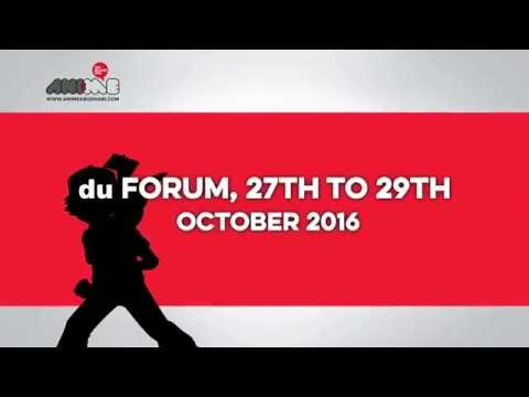ANI:ME Abu Dhabi is coming to du Forum this October