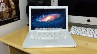 OVERVIEW: Apple MacBook (Late 2007)