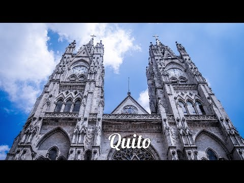 Ecuador Travel Video: Quito & Mitad del Mundo