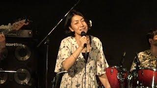 2018.7.28新中野弁天でのライブより あんどうなつ are: vo: そのか gt: ...