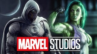 MAJOR MARVEL CASTING ANNOUNCEMENT Loki Moon Knight Ms Marvel She Hulk (550k PLAYSTATION 4 WINNER)