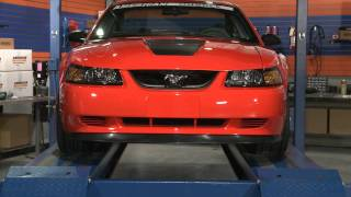 Mustang Mach 1 Grille Delete Kit (99-04 GT, V6) Review