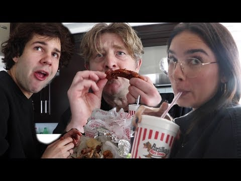 SURPRISING BEST FRIEND WITH FAVORITE HOMETOWN FAST FOOD!!
