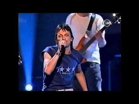 Fomins & Kleins  - Piosenka o szczęściu (Eurovision 2004 Latvia)