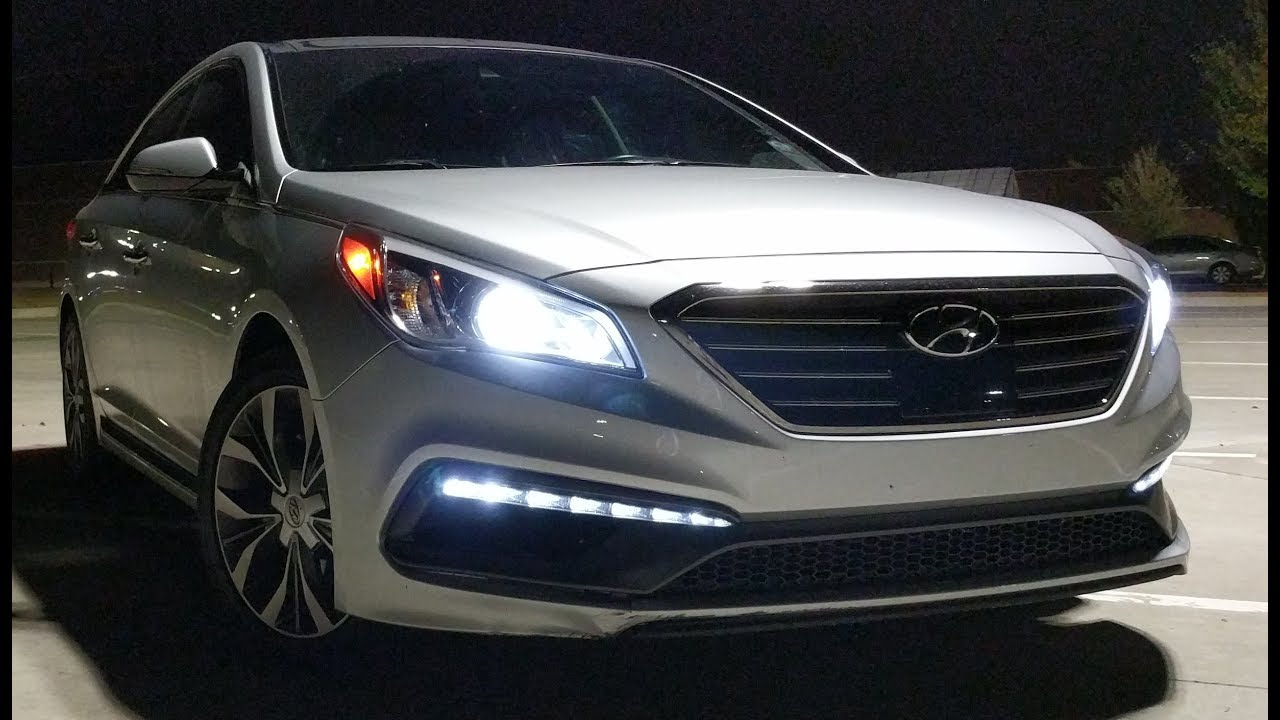 2015 Hyundai Sonata Sport Limited 2 0t 0 60