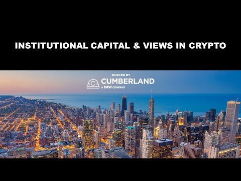 Webinar: Institutional Capital and Views in Crypto