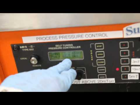 Aluminum Nitride Deposition Process Training Video RIT PE4400