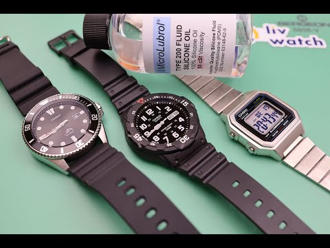 How To - Oil Filled Watches