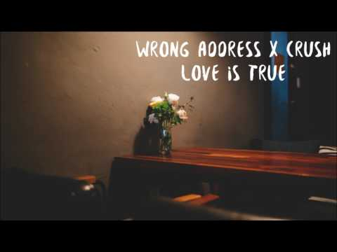 Wrong Address X Crush - Love Is True | 3D