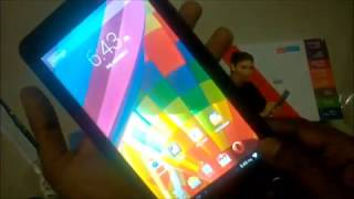 iBall Slide 6351 Q40i 7inch Tablet Unboxing