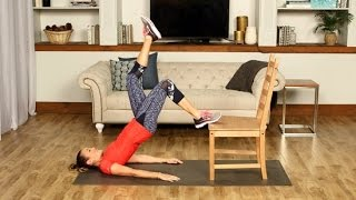 10 Exercises You Can Do With a Chair