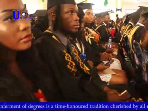 UG '17 GRADUATION: Past performance is no guarantee of future results-Addo Kuffour